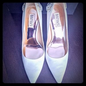 Badgley Mischka Gorgeous heels